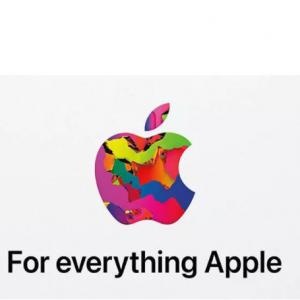 Target官网 新版 Apple 礼卡 $100 面值, 线下+线上+软件商店通用