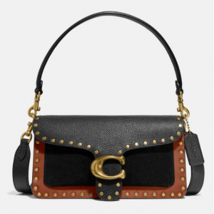 40% Off Coach Tabby Shoulder Bag 26 With Rivets