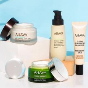Flash Sale - 40% off AHAVA @ SkinCareRx