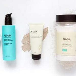 40% off AHAVA Flash Sale @ SkinStore