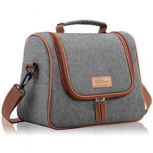 HOMESPON Insulated Lunch Bag @ Amazon