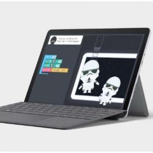 $120 off Microsoft Surface Go 2 Touch Laptop (4425Y 4GB 64GB Wifi) @Microsoft