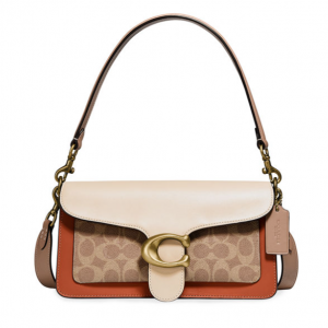 COACH 1941 Tabby Coated Canvas & Leather Shoulder Bag @ Neiman Marcus