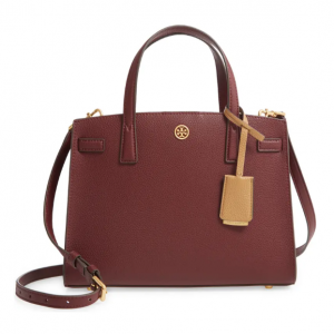 30% Off Tory Burch Small Walker Leather Satchel @ Nordstrom