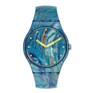 Swatch×MoMA ウォッチ ゴッホ/The Starry Night*¥13,200(税込)