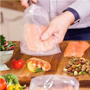 KitchenGynti 食物真空保鮮袋 6卷 @ Amazon