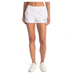 Nordstrom Rack官网 Champion女款小标针织短裤3.8折热卖