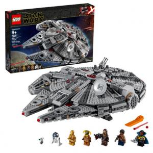 LEGO Star Wars 星球大戰係列 75257 千年隼號 @ Walmart