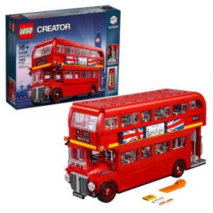 LEGO Creator Expert 百變高手係列 倫敦巴士 10258 @ Walmart
