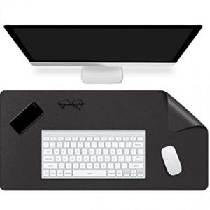 71% off WAYIFON Office Desk Pad, 27x13 in Multifunctional Dual-Sided Office Desk Mat @Amazon
