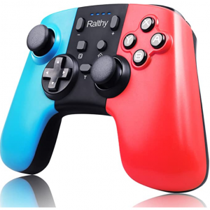 $15 off Ralthy Wireless Pro Controller for Switch @Amazon