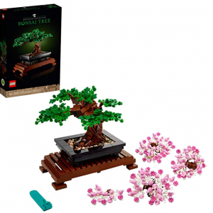 LEGO Bonsai Tree 10281 Building Kit @ Amazon
