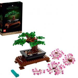 2021爆款:Amazon官網 LEGO 花朵係列之盆景10281熱賣