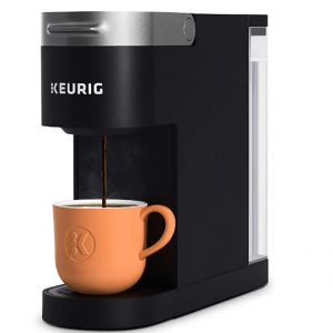 Prime會員:Keurig K-Slim 單杯膠囊咖啡機促銷, 咖啡機+膠囊組合$64.99 @ Amazon
