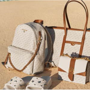 Up to 50% off + Extra 20% off Summer Flash Sale @ Michael Kors