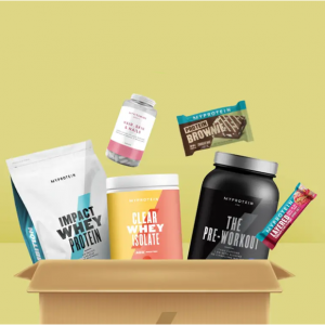50% OFF Everything + Free Shipping @ MyProtein US