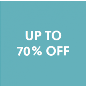 Up To 70% Off Sale Styles @ Fossil
