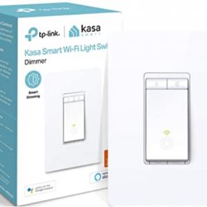 Amazon - TP-Link Kasa HS220 智能調光開關,7.4折