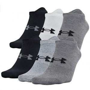 Under Armour Adult Essential Lite Socks @ Amazon