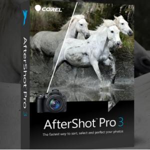 20% off AfterShot Pro 3  RAW Photo Editor @Corel