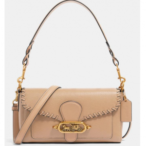 70% Off Coach Jade Shoulder Bag With Whipstitch @ Coach Outlet