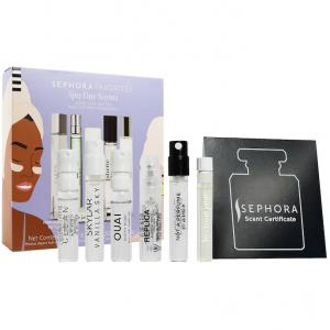 New! Sephora Favorites Self Care Sunday Perfume Sampler Set @ Sephora
