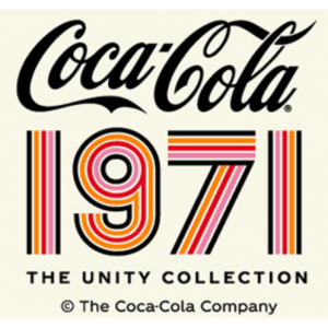 「コカ・コーラ」「The 1971 Unity Collection」ロフト限定グッズ