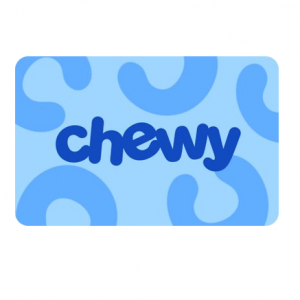 Chewy 电子礼卡热卖 多面值可选