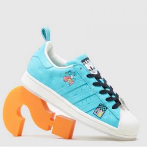 Size.co.uk官網 adidas Originals Superstar Arizona 女士貝殼頭板鞋8.7折熱賣