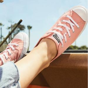DSW 精选Converse、Vans、Sperry等一脚蹬休闲鞋热卖