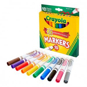 Crayola 儿童文具热卖 @ Staples