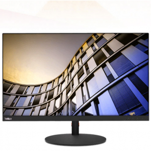 """$170 off ThinkVision T27p-10 27"""" Wide UHD Monitor with USB Type-C (4K) @Lenovo"""
