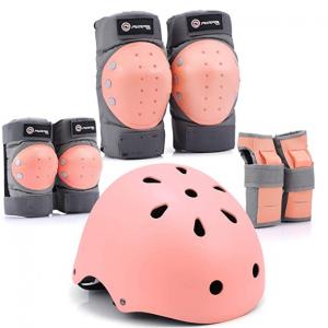 Purpol Kids Youth Bike Helmet Set,3~14yrs @ Amazon