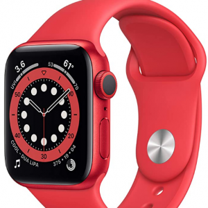 $80 off New Apple Watch Series 6 (GPS, 40mm) @Amazon