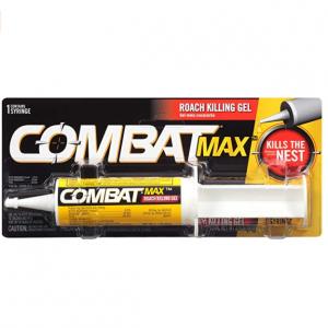 Combat 杀蟑螂凝胶,2.1盎司 @ Amazon