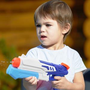MeiGuiSha Water Gun for Kids (Set Includes 2 Guns) @ Amazon