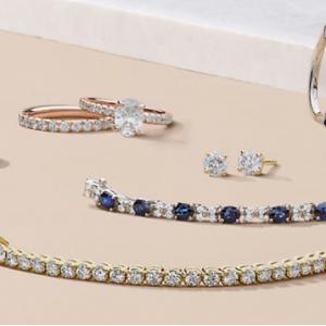 Blue Nile 折扣区珠宝首饰低至5折热卖