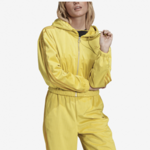 75% off adidas Originals Hooded Track Top - Women's @ Champs Sports