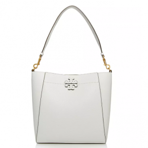 20% Off Tory Burch McGraw Leather Hobo @ Bloomingdale's