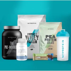 Myprotein 澳洲官網 7月聖誕節大促 收蛋白粉、健康零食等