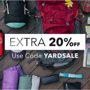 Summer Sale - Extra 20% Off Select Styles @ Steep and Cheap