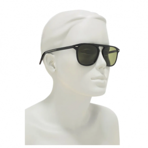 77% Off Christian Dior Black Tie 52mm Round Sunglasses @ Nordstrom Rack