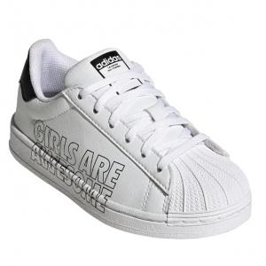 Nordstrom Rack官網 adidas Superstar J 大童款貝殼頭板鞋熱賣