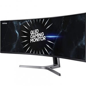 $600 off SAMSUNG LC49RG90SSNXZA 49-Inch CRG9 Curved Gaming Monitor @Amazon