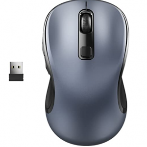 WisFox Wireless Computer Mouse for $3.15(was $12.99) @Amazon