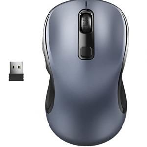 Amazon - WisFox 无线办公鼠标 ,现价$3.15(原价$12.99)