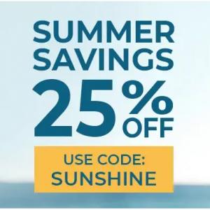 Pharmaca Summer Sale
