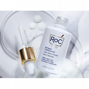 RoC Retinol Correxion Line Smoothing Retinol Serum, Anti-Aging Treatment, 1 Fl Oz @ Amazon