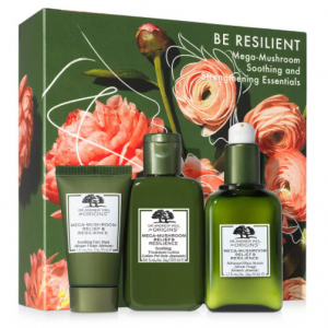 Origins 3-Pc. Limited Edition Be Resilient Mega-Mushroom Soothing Gift Set @ Macy