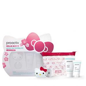Amazon Proactiv Hello Kitty绿茶护肤套装热卖